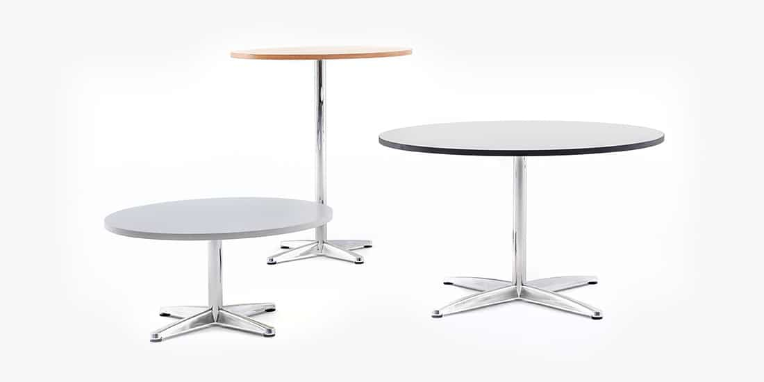 Nimbus fixed table new design group furniture for New table design