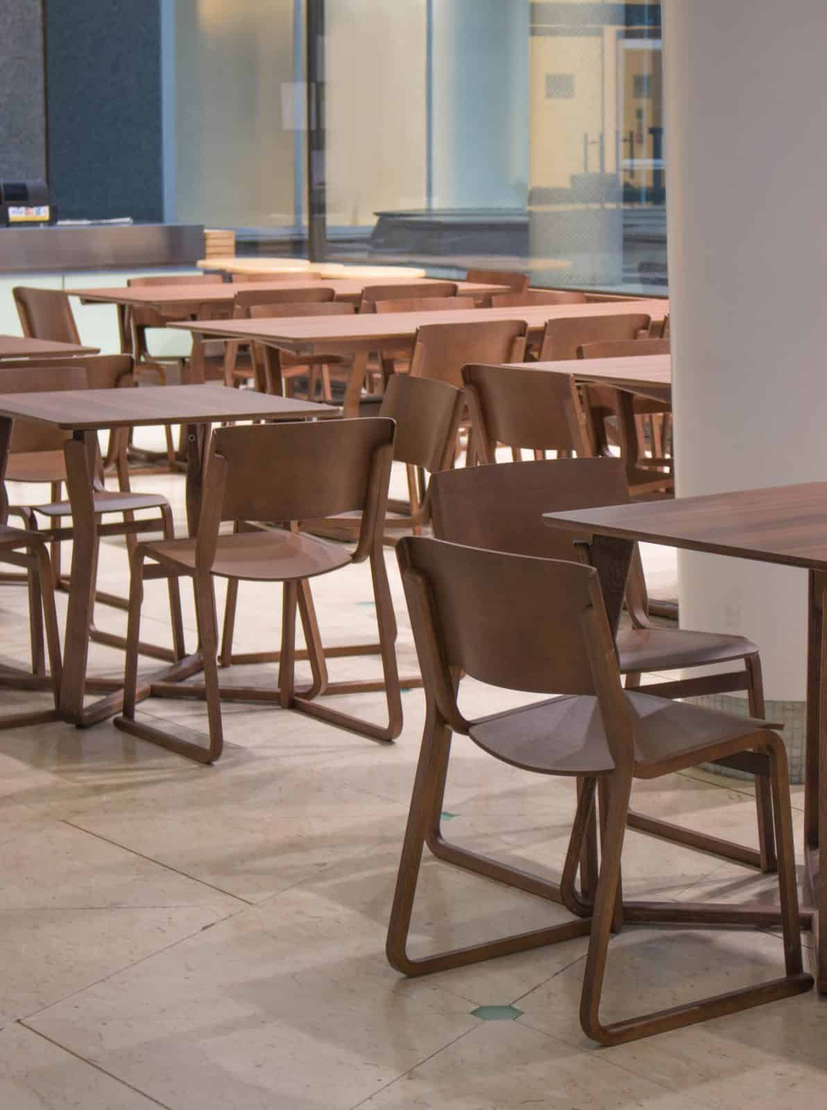 Theo Folding Tables & Theo Chairs (5)